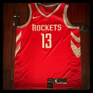 NWT Nike James Harden Houston Rockets NBA Jersey